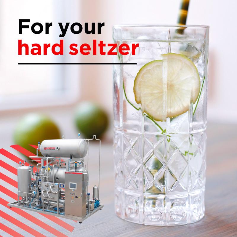 Acqua, un po' di bollicine, alcol e aromi di frutta: di cosa stiamo parlando? Degli Hard Seltzer!